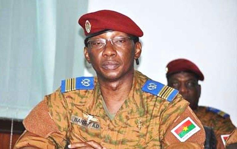 MACA:Liberté provisoire refusée au colonel Denise Barry