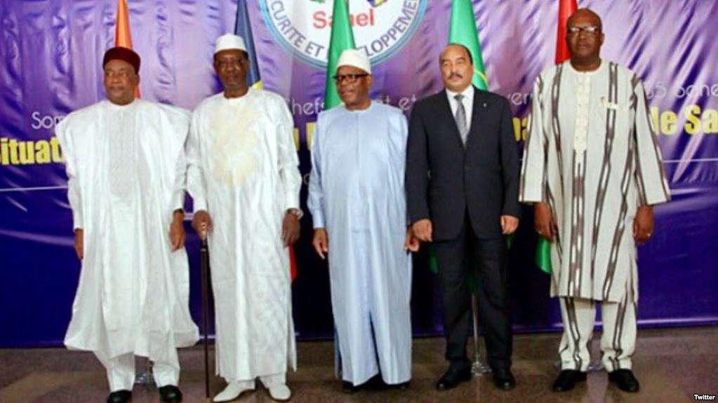 Financement de la force conjointe G5-Sahel : Aujourd'hui réunion cruciale à Paris