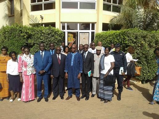Africallia 2018 : Le CNO à la besogne