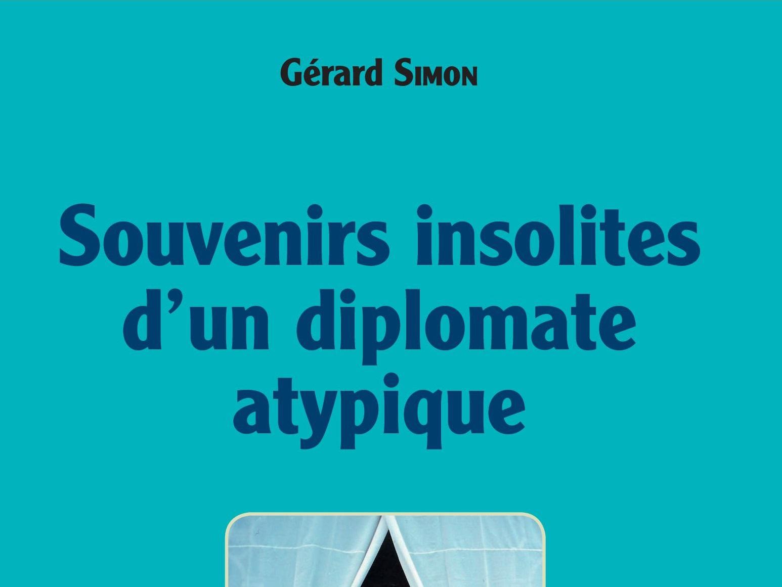 Diplomatie: Encore un Simon français écrivain