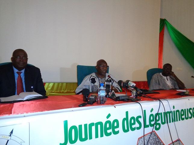 Agriculture : Le Burkina célèbrera les Légumineuses le 19 février
