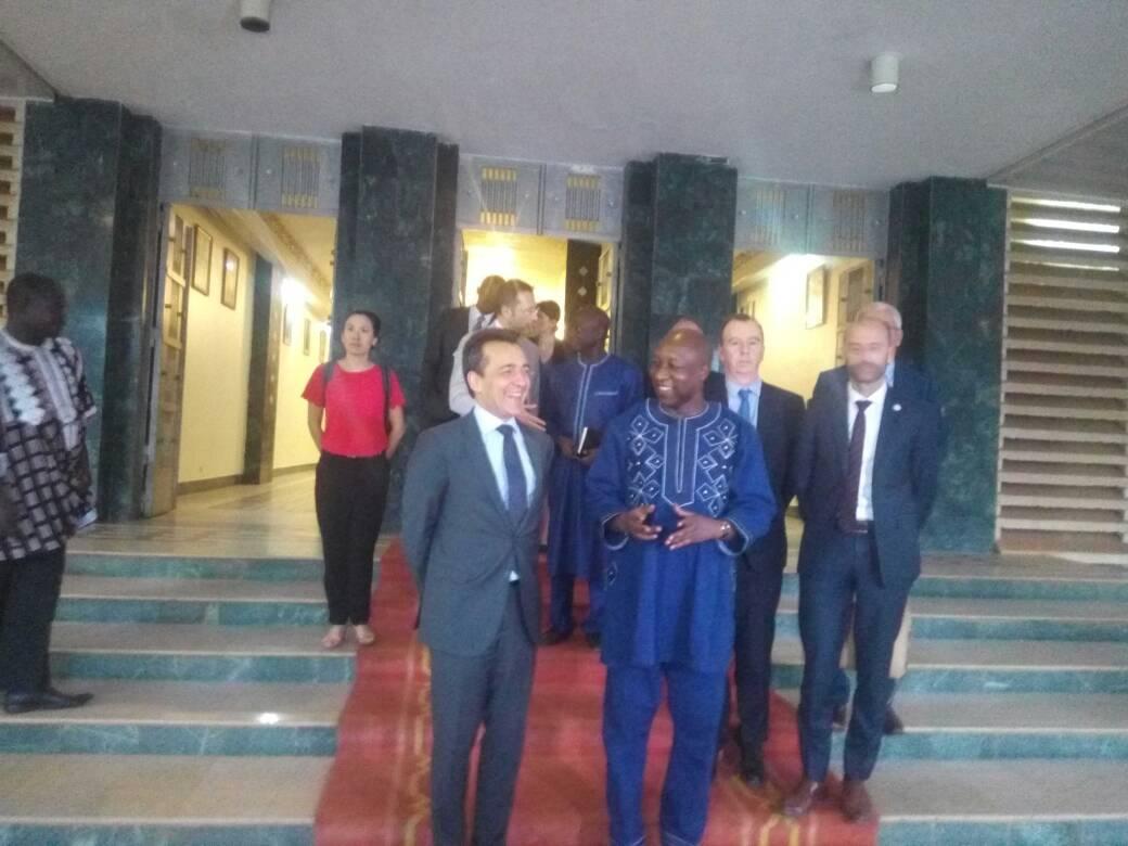 Coopération franco/burkinabè : De nouveaux projets en perspective