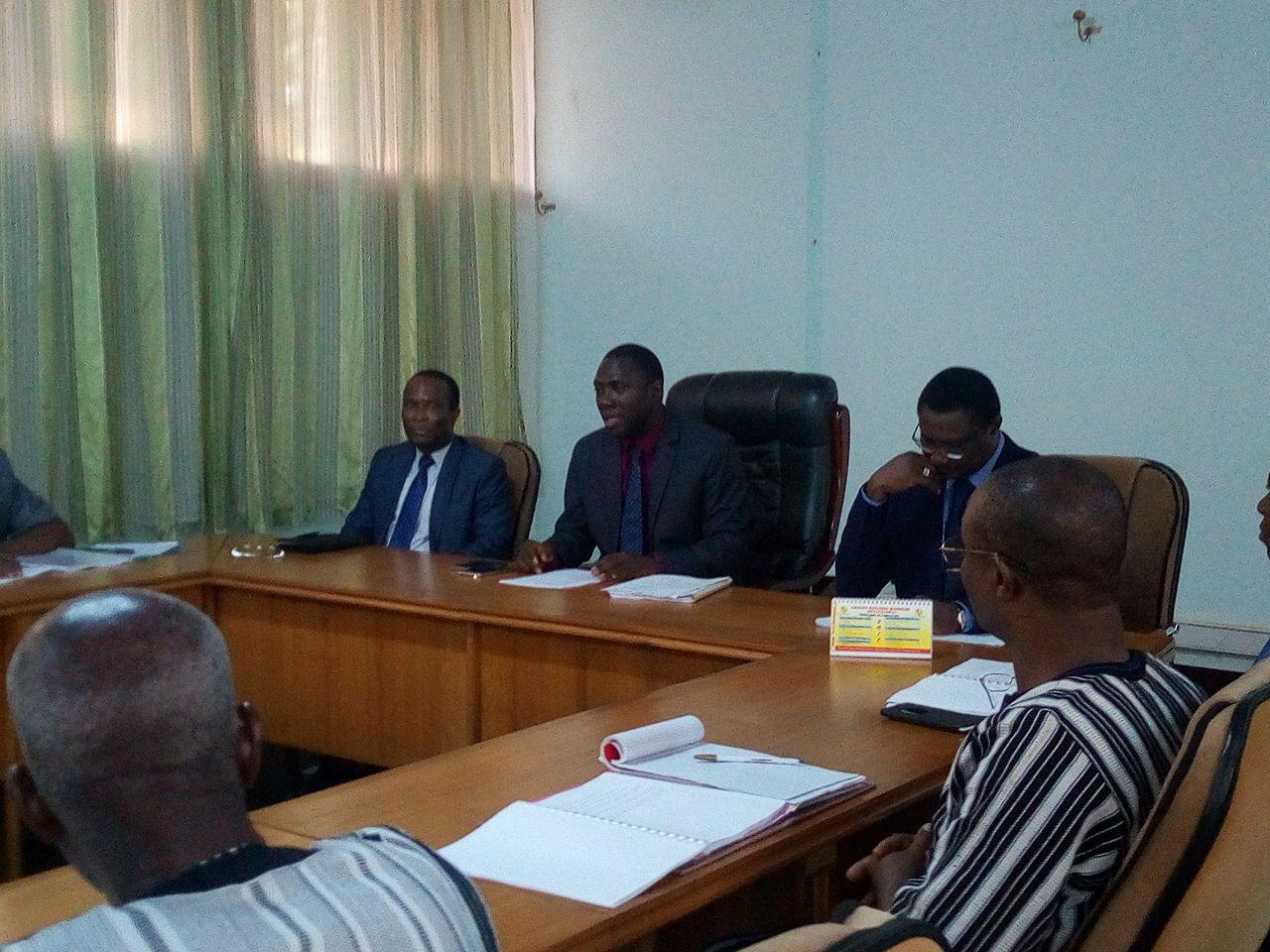 Gouvernances administrative et locale :  «Des acquis indéniables engrangés» ministre Séni Ouédraogo