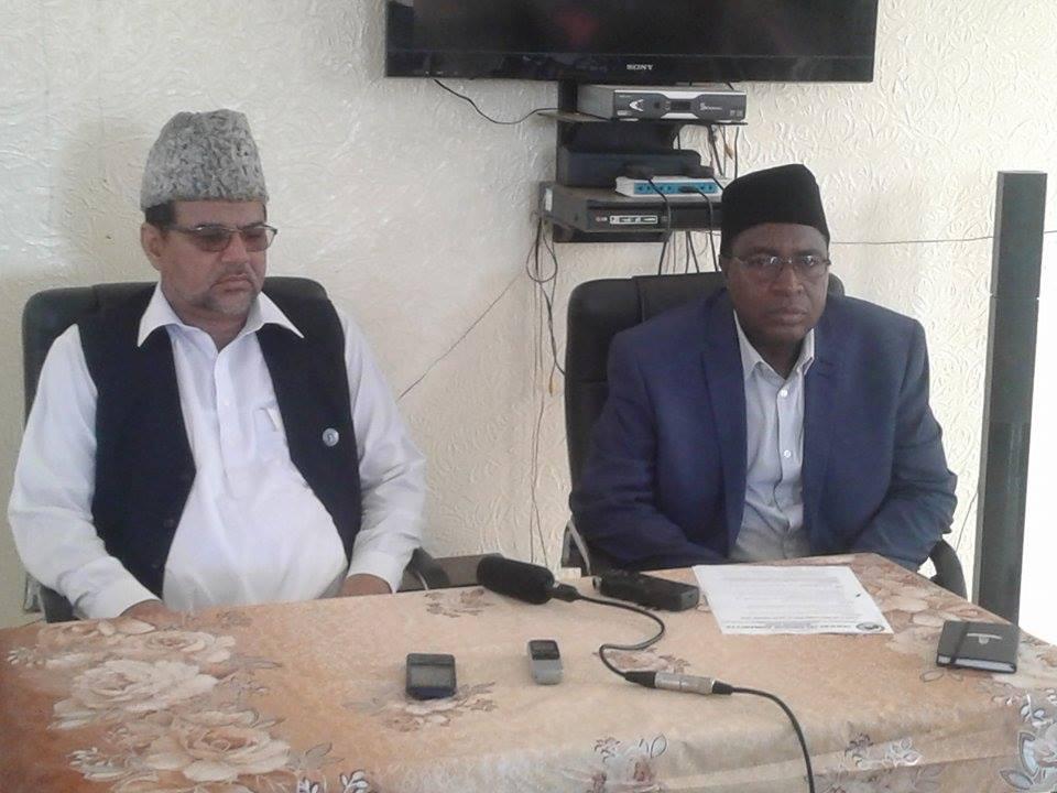 Edification d'une société de paix :  Les Ahmadis tiennent leur 27e Jalsa Salana