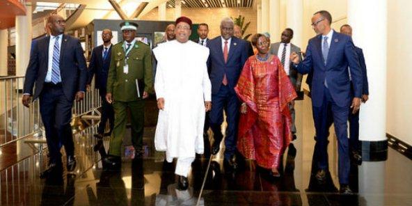 Union Africaine : l'accord sur la zone de libre-échange continentale signé par 44 pays