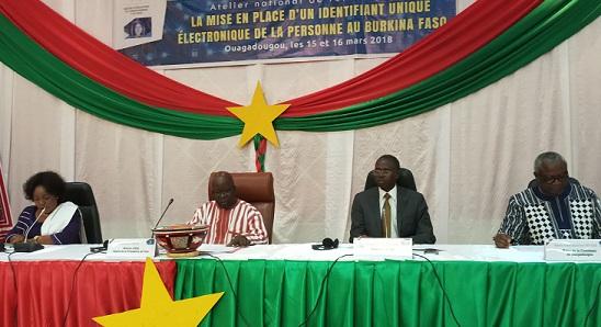 Données démographiques : Tout Burkinabè sera identifié par un numéro unique électronique