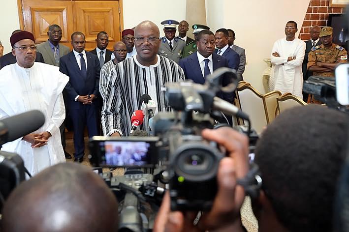 Faure et Issoufou à Ouaga : les jours d'après polémique cadavérique, Big Brother et plan de riposte