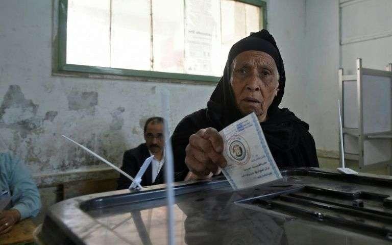 Présidentielle en Egypte : Le sacre forcé du maréchal-pharaon