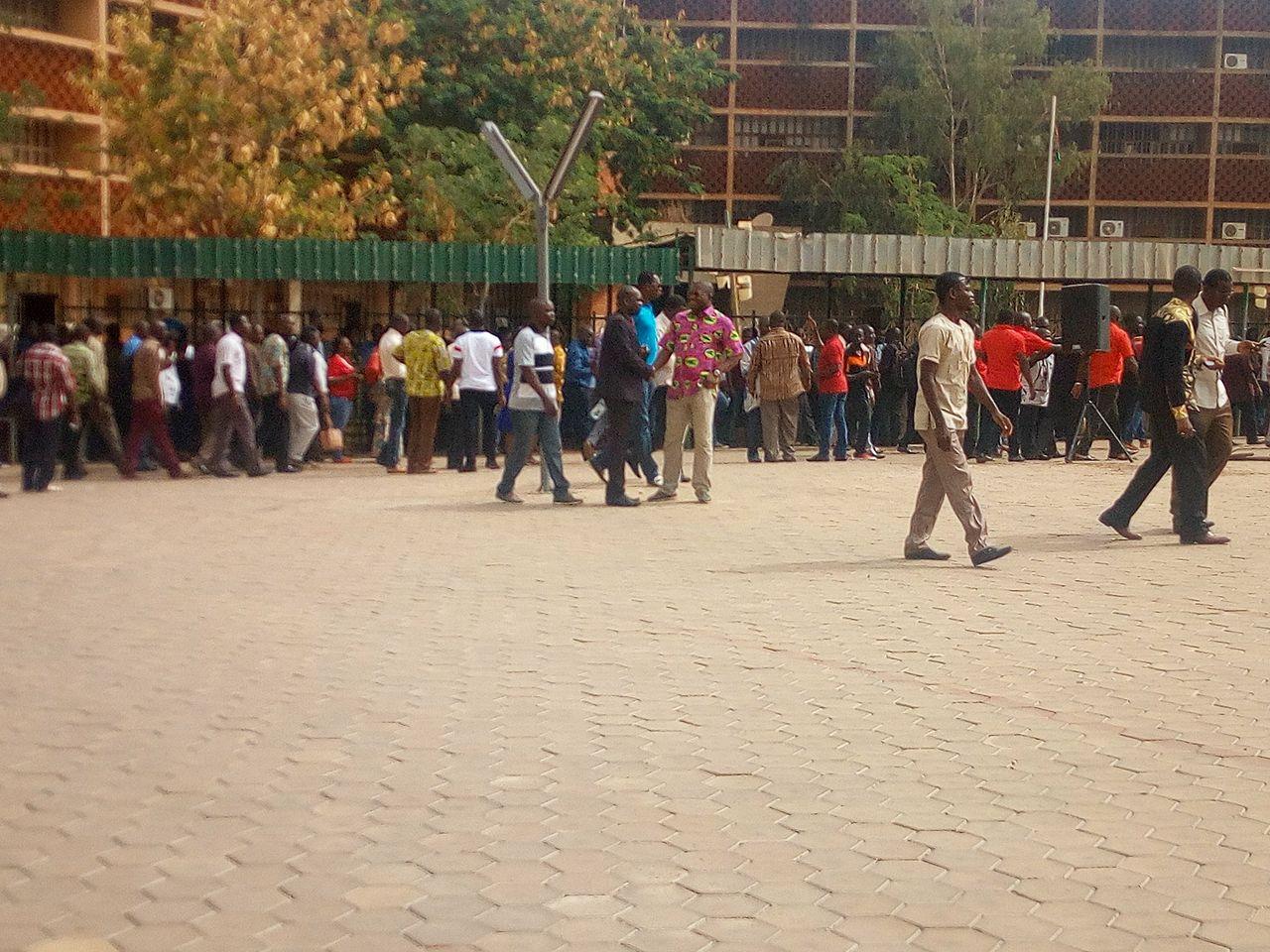 Ministère de l'économie, des finances et du developpement :   Mot d'ordre de grève respecté par les agents