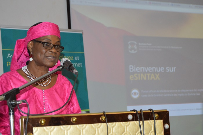 Mobilisation des ressources intérieures : La DGI lance le portail eSINTAX