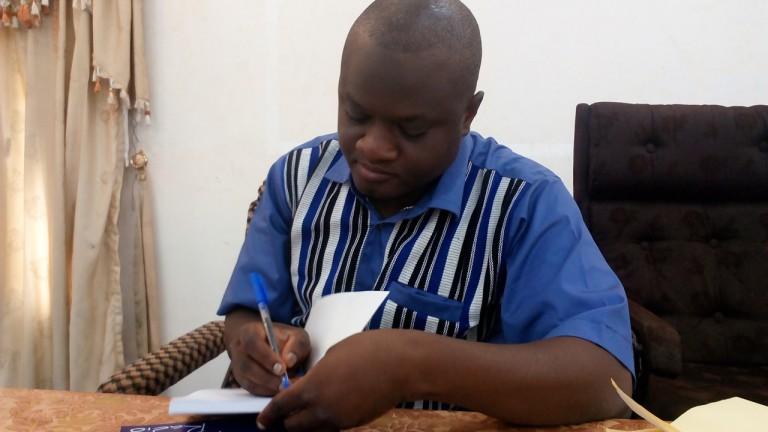 Justice militaire: le journaliste Adama Ouédraogo dit Damiss retrouve la liberté