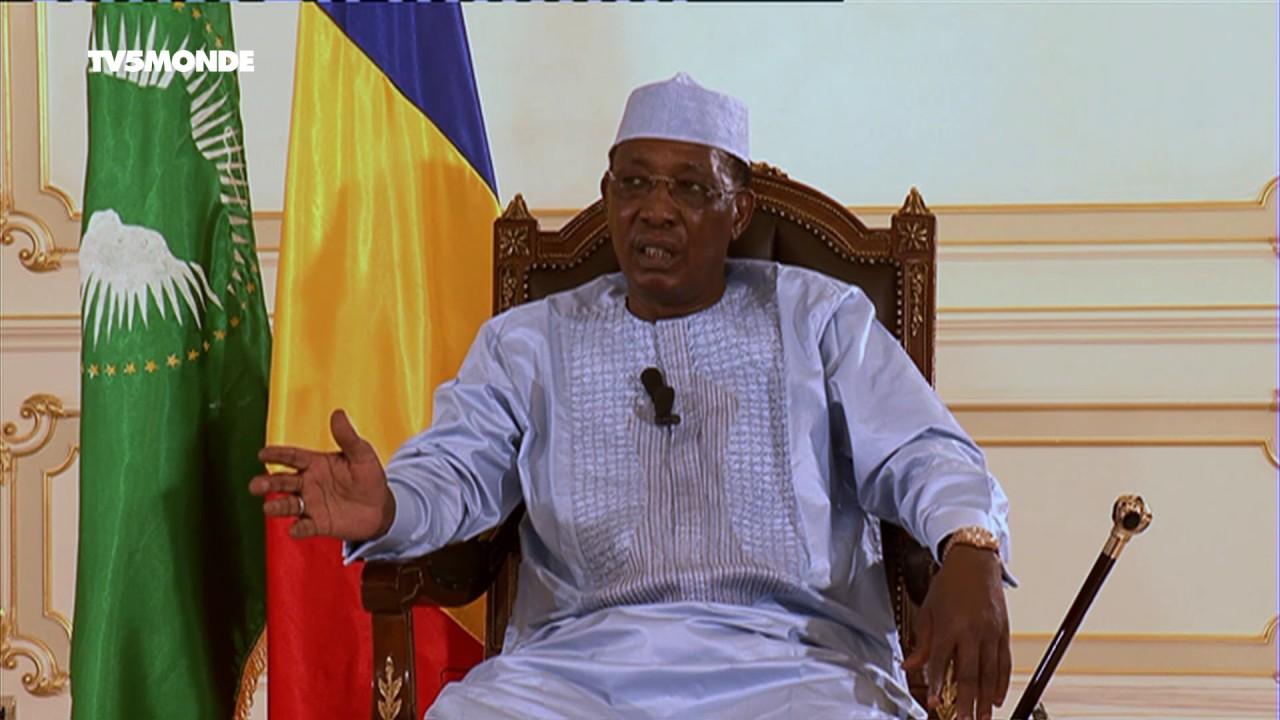 Frappes aériennes françaises au Tchad: Paris vole encore au secours du «SoldatDéby»