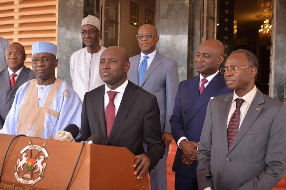 Lutte contre le terrorisme : Les ministres de la sécurité de l'espace UEMOA accordent leurs violons à Ouagadougou
