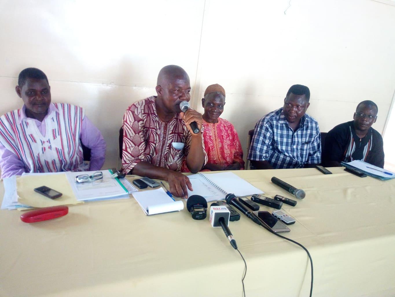 Abattoir frigorifique à  Pouytenga : Les bouchers en colère contre  le maire Yaméogo