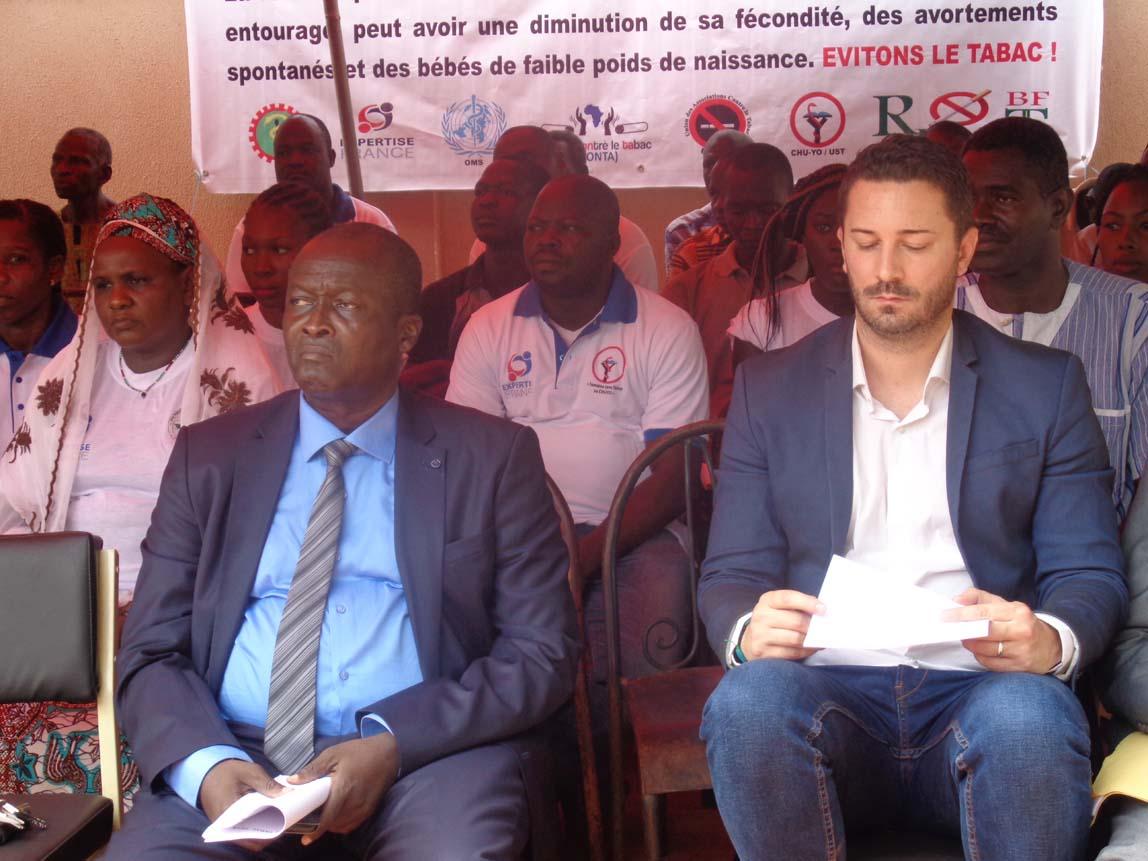 Tabagisme : 4 800 Burkinabè en meurent chaque année