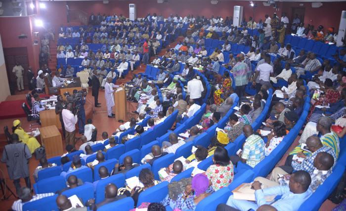Assemblée nationale : Les députés adoptent à l'unanimité un nouveau règlement intérieur