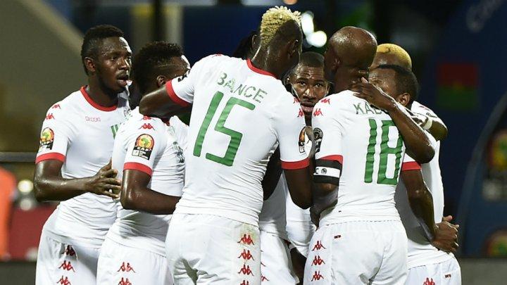 Football: les Etalons prennent le dessus sur les Lions indomptables