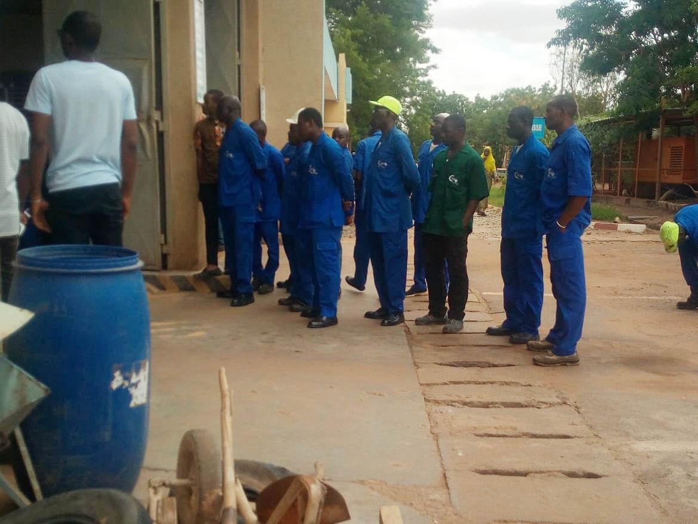 Mouvement d'humeur au CCVA: Les agents dénoncent les mauvaises conditions de travail