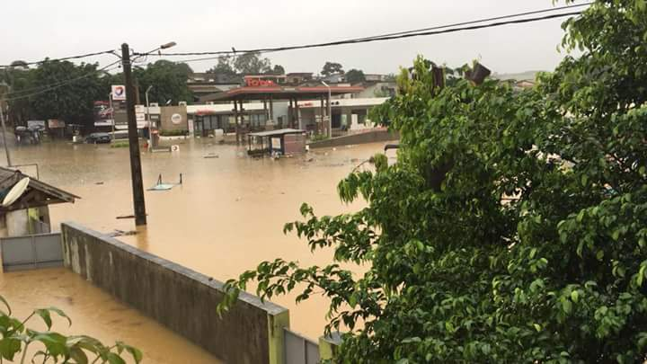 Déluge mortel abidjanais, le jour d'après: Climat-là c'est pas affaire de Blancs dè!