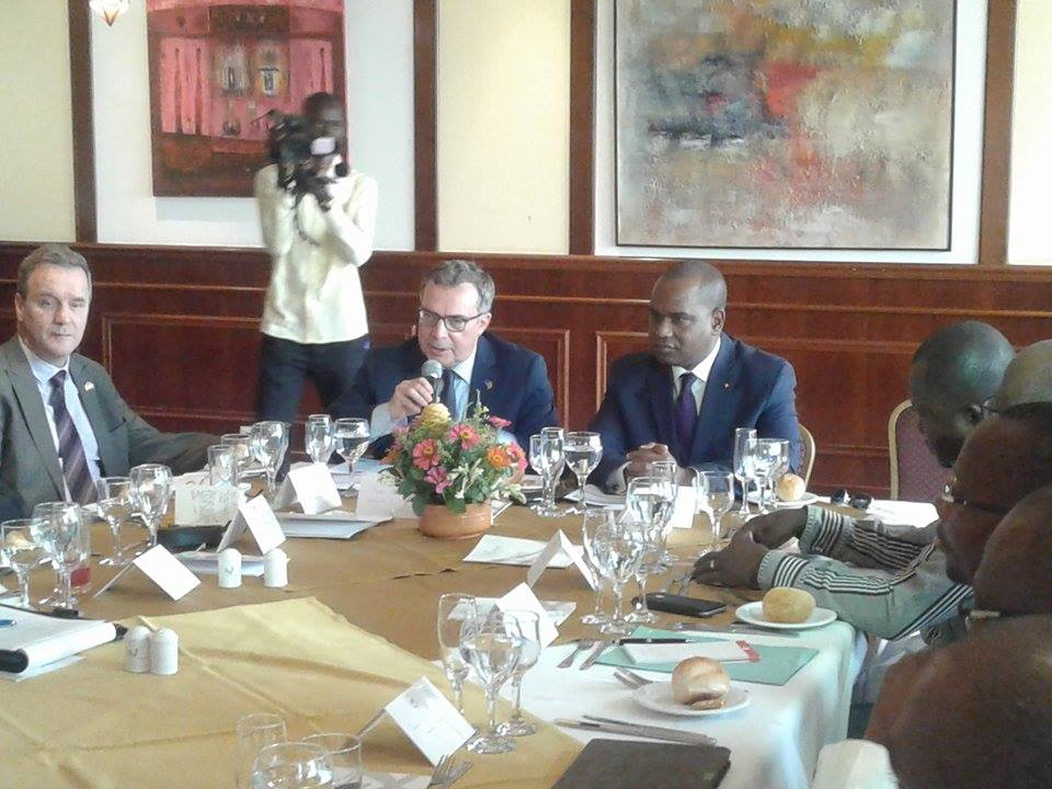 Union européenne–Burkina Faso: 12e session du dialogue politique honorée