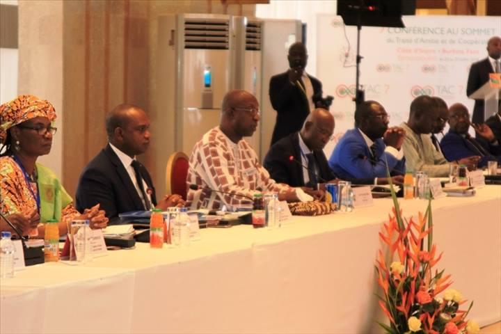 7e TAC: terrorisme et migrations au menu du Conseil de gouvernement ivoiro-burkinabè