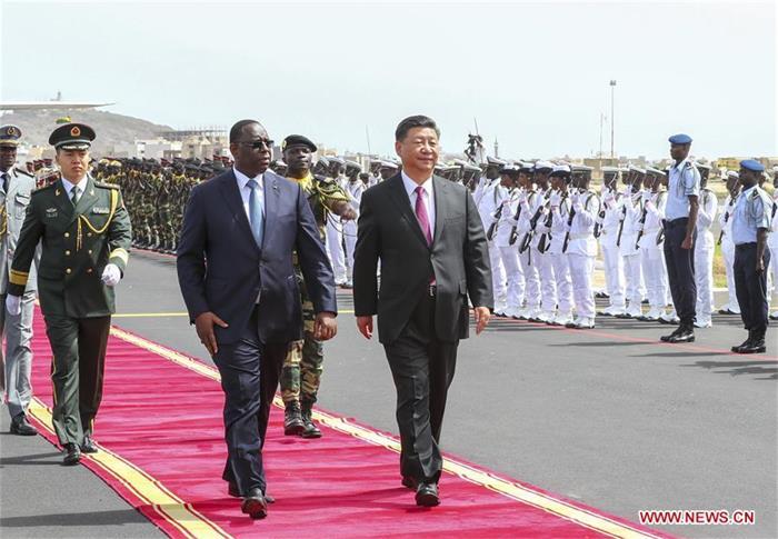 Xi Jinping en Afrique: Un empereur rouge sur un continent noir