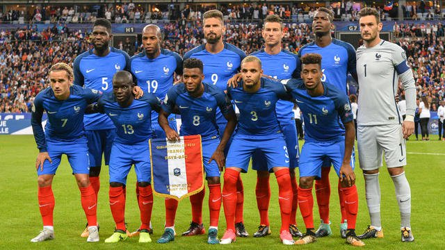 Russie 2018: La France «africaine» a vengé l'Afrique!