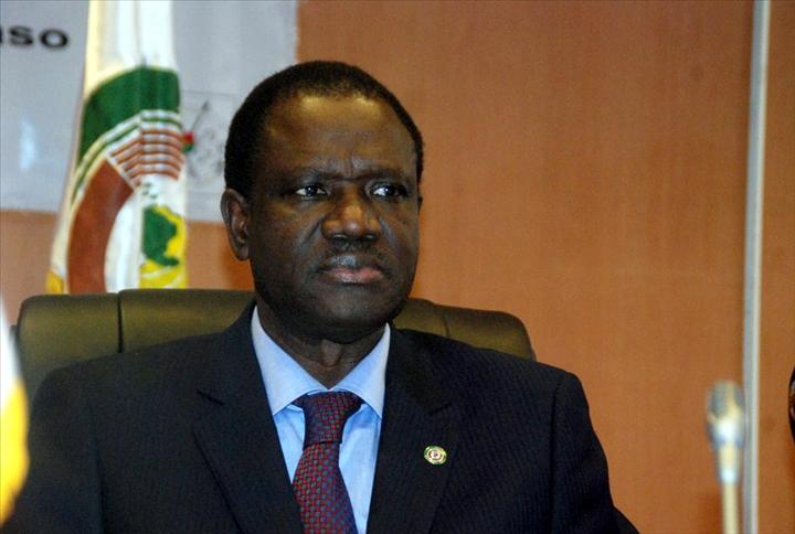 Présidentielle malienne: Kadré Desiré Ouédraogo, chef de la mission d'observation électorale de la CEDEAO