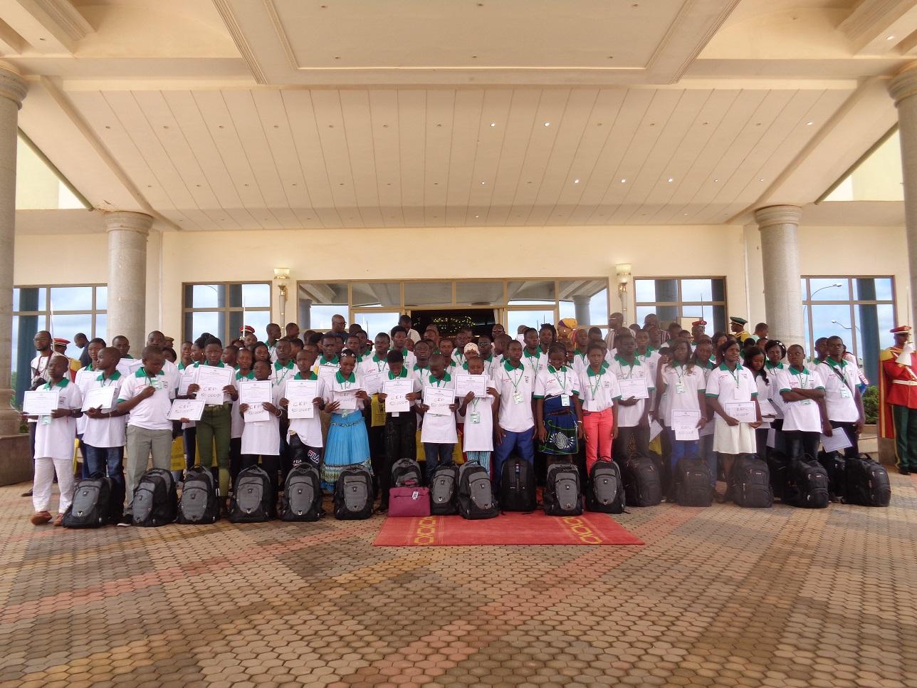 Prix de l'excellence du président du Faso: Le mérite de 95 lauréats reconnu