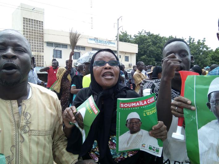 Présidentielle malienne: Soumaïla Cissé revendique Koulouba, avec 51,79%