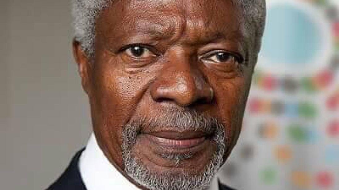 Décès de Kofi Annan, ex-SG de l'ONU: Une vie bien remplie pour la paix