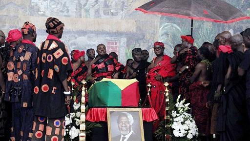 Obsèques de Kofi Annan: L'Adieu à un digne fils africain