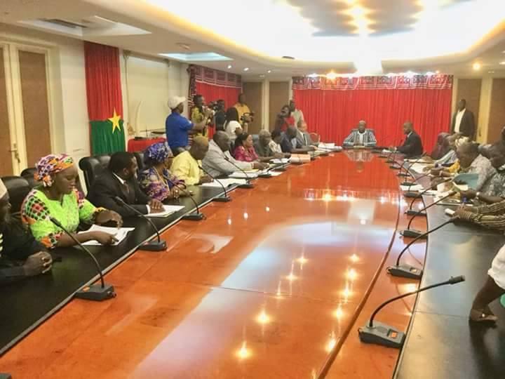 Crise dans le secteur de l'huilerie au Burkina: Gouvernement et acteurs préparent une solution définitive