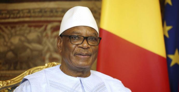 Mali : Ibrahim Boubacar Keïta qualifie « d'élucubrations » les spéculations sur un putsch