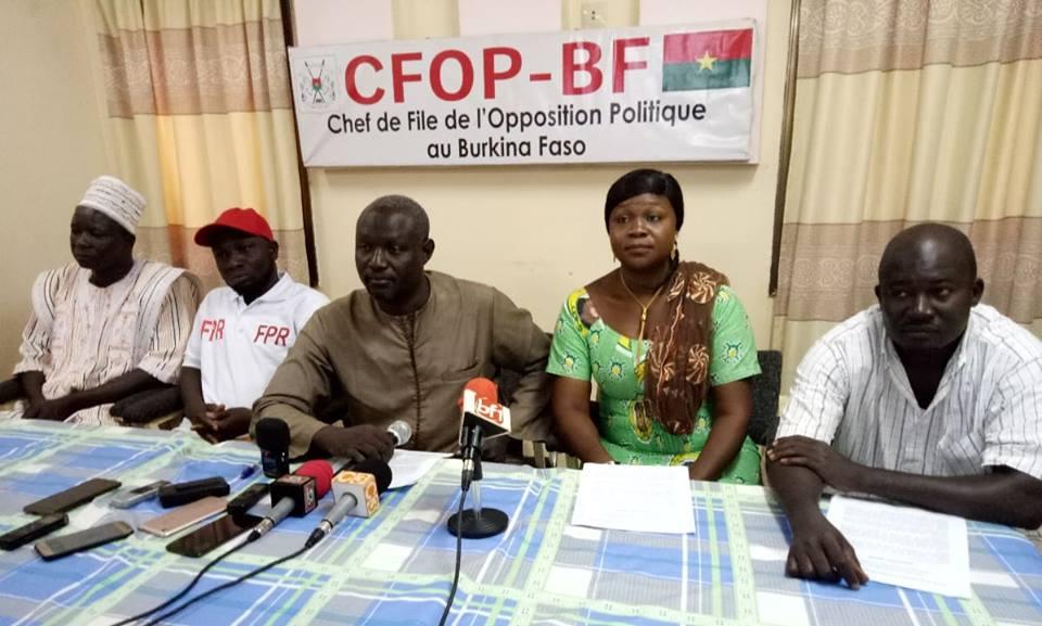 Situation nationale: Les commerçants de l'opposition sonnent le tocsin