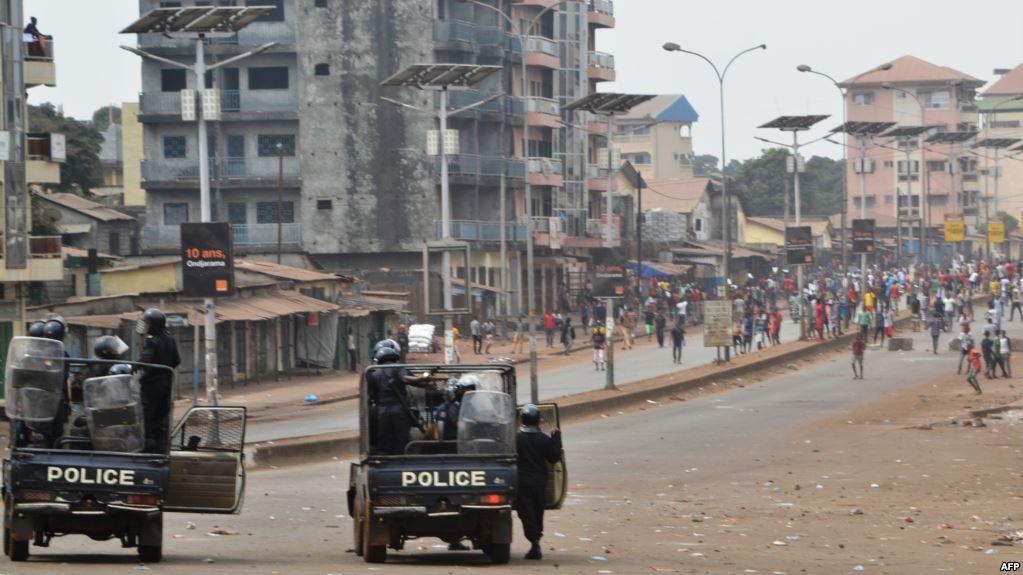 Journées «villemorte» en Guinée: Incorrigibles politiques guinéens!