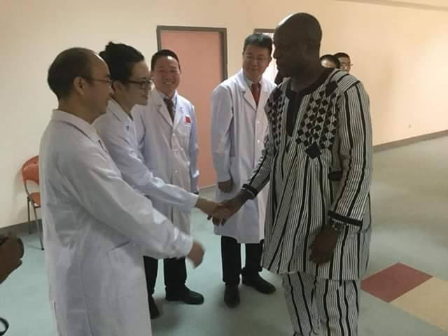 Visite du PM à Tengandogo: Le CHU perd la forme, le centre de cancérologie prend forme