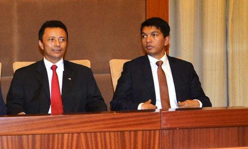 Tendances présidentielle à Madagascar: Rajoelina ou l'impossible revanche de Ravalomanana?
