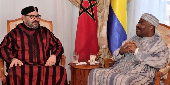 Image d'Ali Bongo Ondimba devisant avec M6: Pas de vacancede poste au palais du Bord de mer !