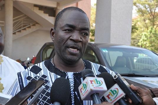 Bassolma Bazié: «Les nouvelles taxes ne seront pas appliquées»