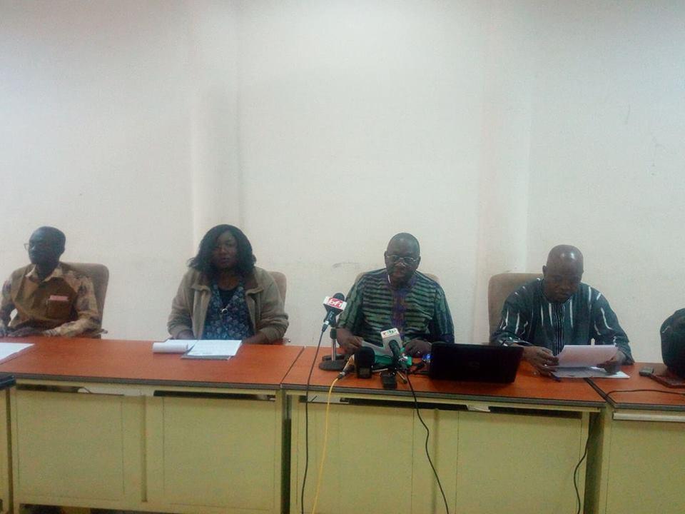 Pissyamba Ouédraogo du SYNTSHA: «Le dialogue social n'est qu'un slogan conjoncturel»