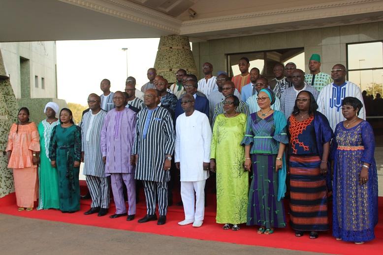 Burkina Faso: Remaniement de guerre