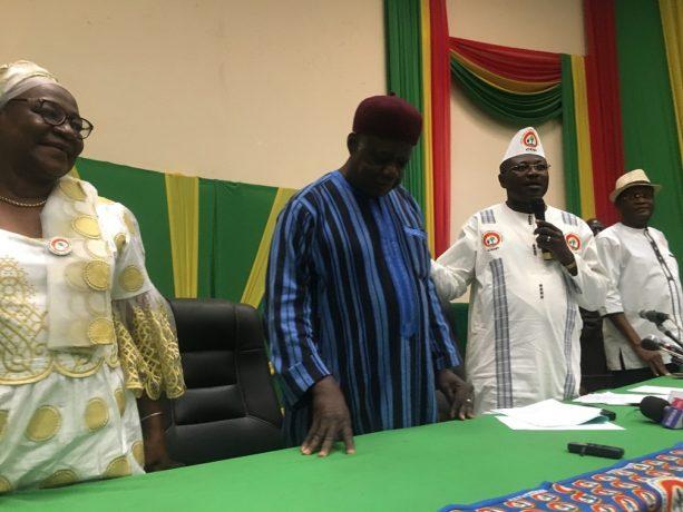 Vie des partis: Mélégué Traoré prend la tête du haut conseil au CDP