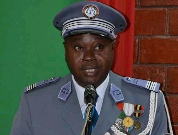 Garde de sécurité pénitentiaire: le directeur général Géoffroy Yogo, jette l'éponge
