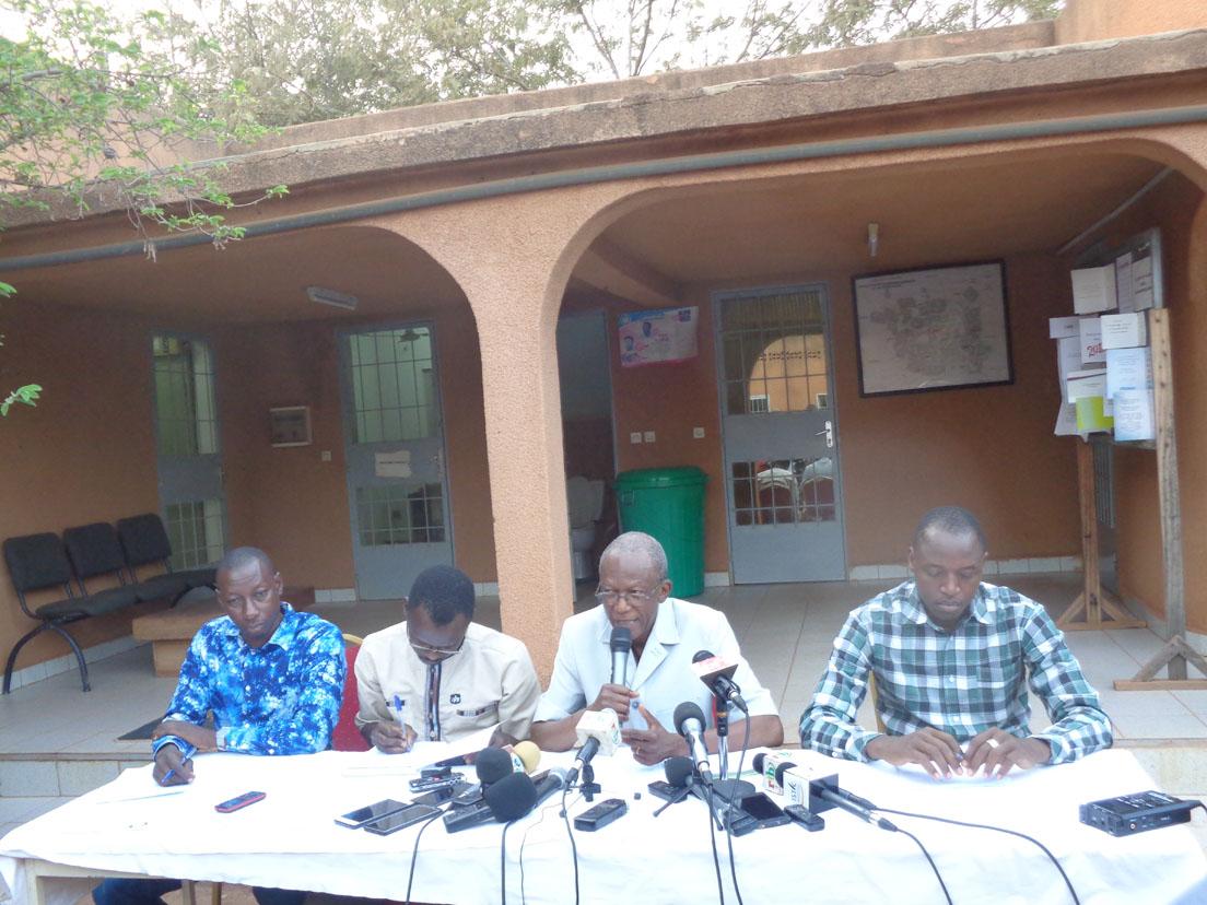 Neutralisation de 146 terroristes à Kain, Banh et Bomboro: Le MBDHP déplore 60 cas de dérives