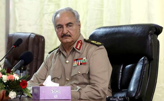 Libye: Le maréchal Haftar face «au volcan de la colère»