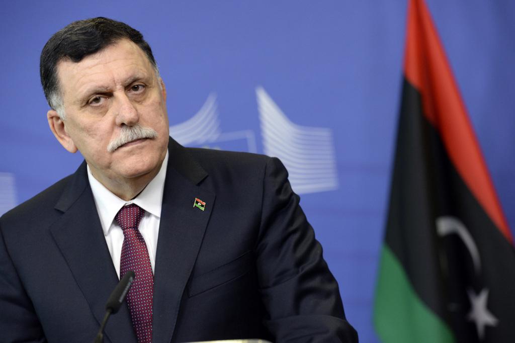 Tournée de Fayez Al-Saraj en Europe: Dirigeant «officiel» libyen cherche soutien communauté internationale