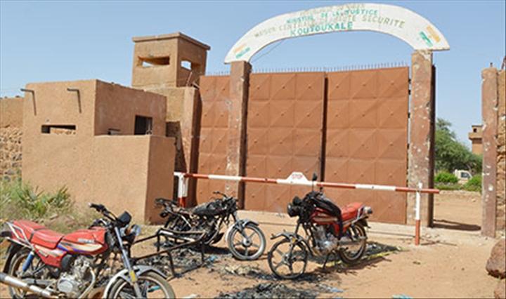 Niger : un garde tué dans l'attaque contre la prison de Koutoukalé