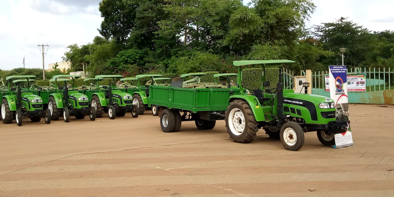 Chambres régionales d'agriculture: 26 tracteurs mis à la disposition des producteurs