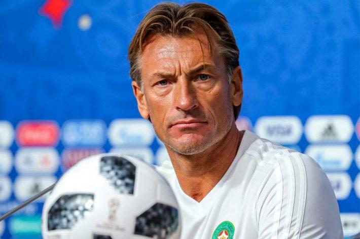 CAN 2019: Hervé Renard démissionne de son poste de sélectionneur du Maroc